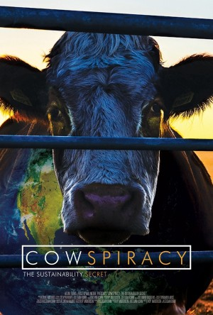 Cowspiracy: The Sustainability Secret Poster