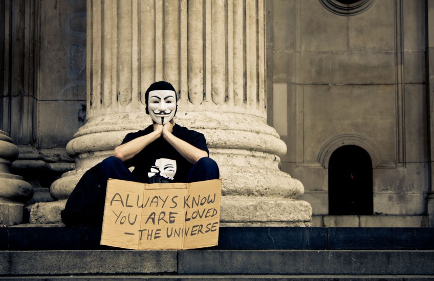 Occupy Love image