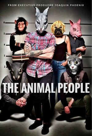 The Animal People Poster